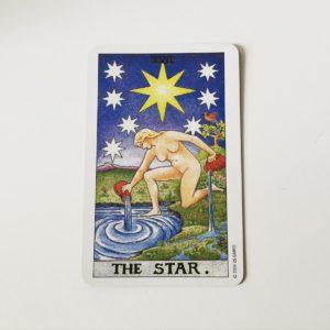 17. THE STAR. 星