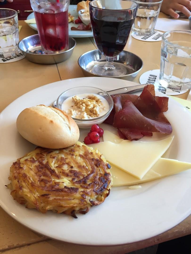 スイスの朝ごはん-ワールド・ブレックファスト・オールデイ-