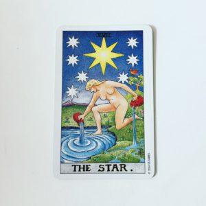 17.星 タロット