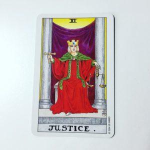 11 JUSTICE. 正義