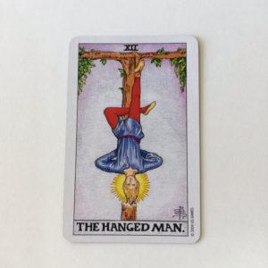 吊るされた男