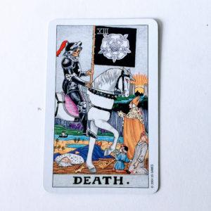 13 DEATH.死