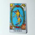 21 THE WORLD. 世界
