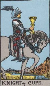 RWS_Tarot_Cups_of_Knight