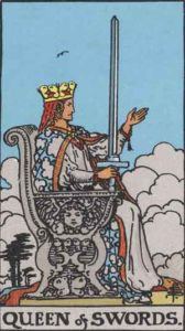 RWS_Tarot_Swords_queen