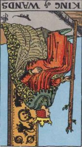 RWS_Tarot_Wands_of_king(R)