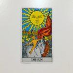 19 THE SUN.太陽